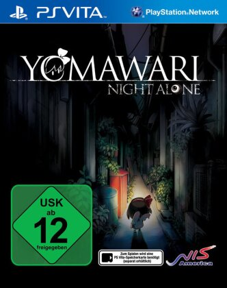 Yomawari: Night Alone / htoL#NiQ - The Firefly Diary [PSVita]
