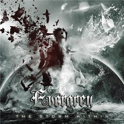 Evergrey - The Storm Within - Gatefold Double Picture Disc (Colored, 2 LPs)