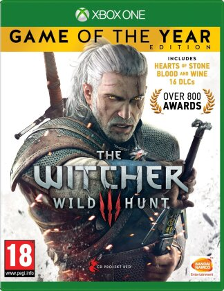 The Witcher 3: Wild Hunt (Game of the Year Edition)