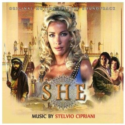 Stelvio Cipriani - She - OST (Limited Edition)
