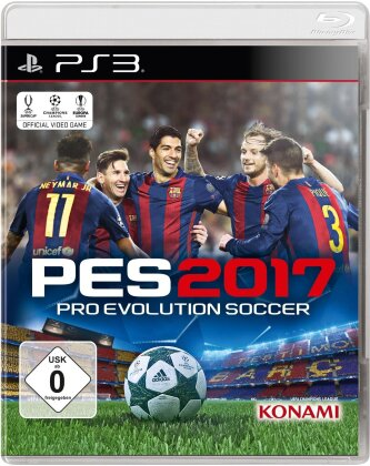 PES 2017 - Pro Evolution Soccer 2017 (Day One Edition)