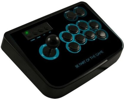 Lioncast Arcade Fighting Stick - black