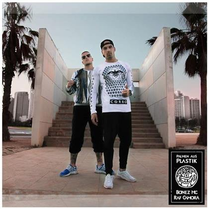 Bonez MC & Raf Camora - Palmen Aus Plastik - Ltd. Fan Edition + Bluetooth Speaker (3 CDs + DVD)