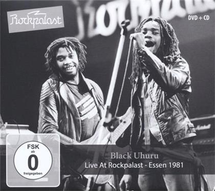 Black Uhuru - Live At Rockpalast (CD + DVD)
