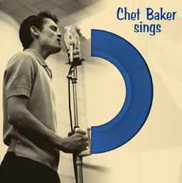 Baker Chet - Sings - Coloured Vinyl, DOL (Colored, LP)