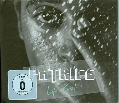 Patrice - Life's Blood - Limited Mediabook (CD + DVD)