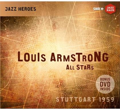 Louis Armstrong - Louis Armstrong All Stars (Remastered, CD + DVD)