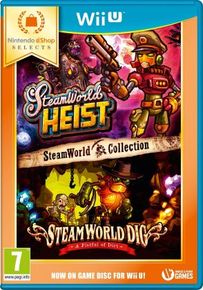 SteamWorld Collection Nintendo eShop Selects