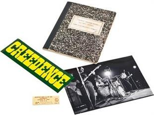 Creedence Clearwater Revival - 1969 - Boxset - Incl. Three 7 Inch-Singles (3 LPs + 3 CDs)