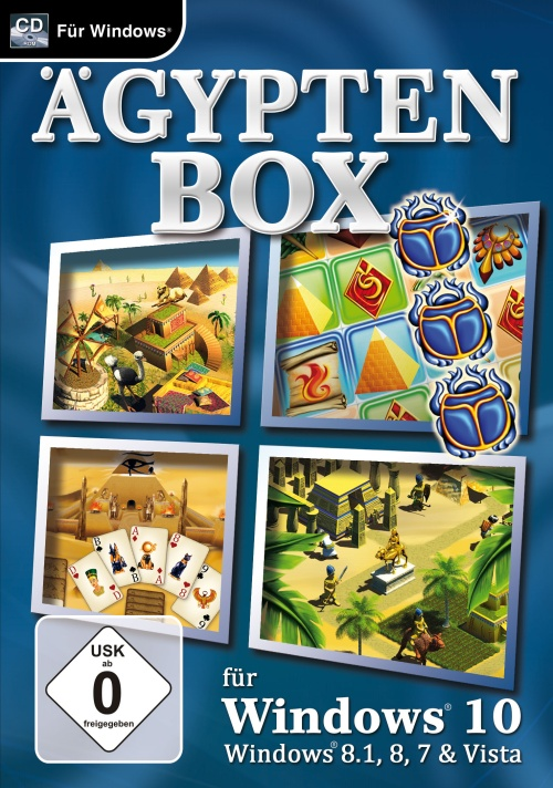 Image of ÄGYPTEN BOX für Windows 10