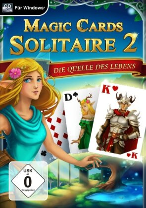 Magic Cards Solitaire 2 - Die Quelle des Lebens