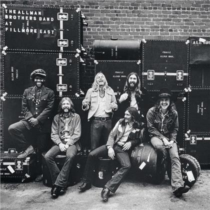 The Allman Brothers Band - At Fillmore East - Reissue