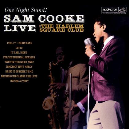 Sam Cooke - One Night Stand: Live At Harlem Square (Limited Edition, LP)