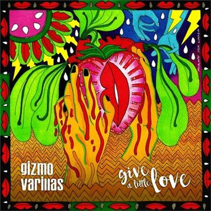 Gizmo Varillas - Give A Little Love EP