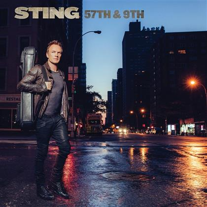 Sting - 57th & 9th (Deluxe Edition - Bonustracks)