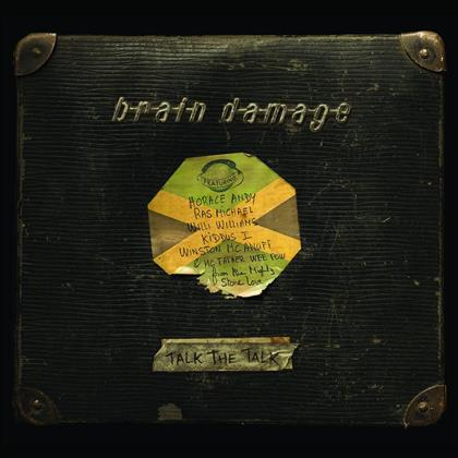 Brain Damage - Talk The Talk (CD + DVD)