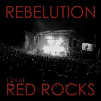 Rebelution - Live At Red Rocks (CD + DVD)
