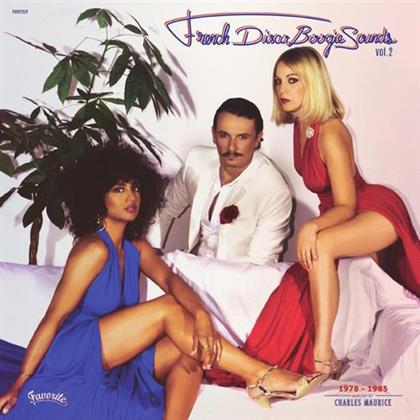Charles Maurice - French Disco Boogie Sounds 1978-1985: Selected By (LP)