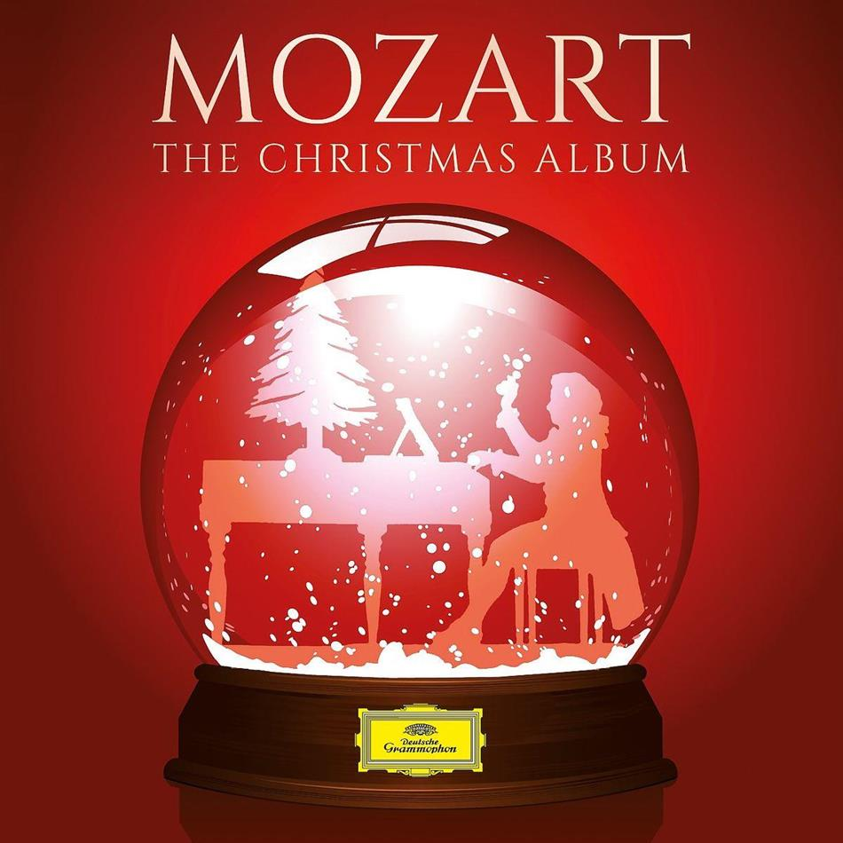 Mozart - The Christmas Album by Wolfgang Amadeus Mozart (1756-1791) &  Leopold Mozart (1719-1787)