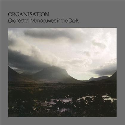 Orchestral Manoeuvres In The Dark (OMD) - Organisation (Reissue, LP)