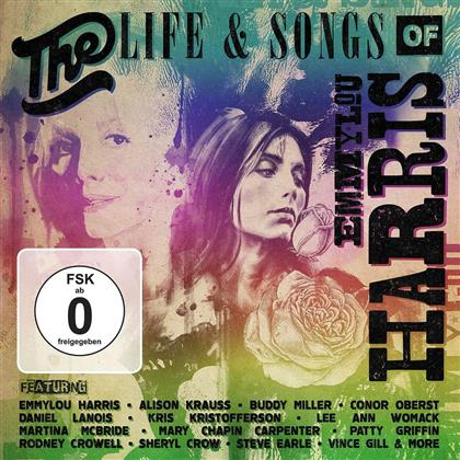 Life & Songs Of Emmylou Harris - Various - An All-Star Tribute (Deluxe Edition, CD + DVD)