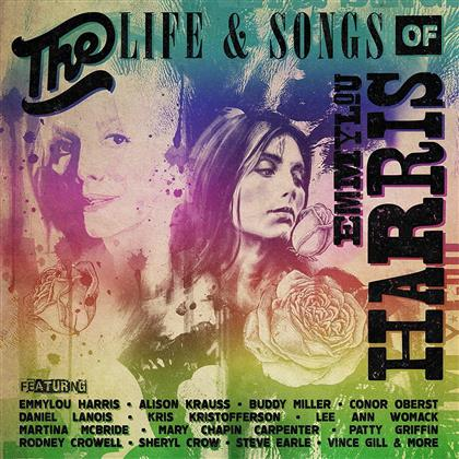 Life & Songs Of Emmylou Harris - Various - An All-Star Tribute (Deluxe Edition, CD + Blu-ray)