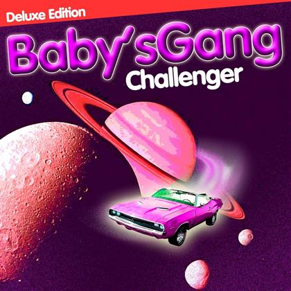 Baby's Gang - Challenger (Deluxe Edition, LP)