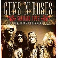 Guns N' Roses - Santiago 1992 (2 CDs)