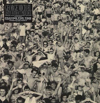 George Michael - Listen Without Prejudice - 25th Anniversary (3 CDs + DVD)