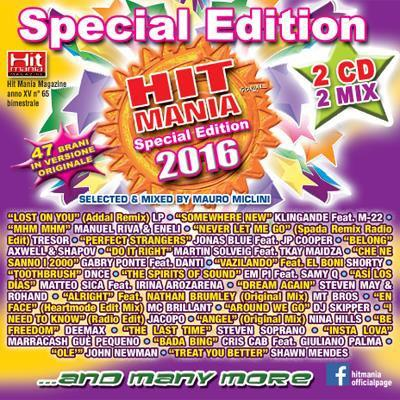 Hit Mania Special Edition 2016 (2 CDs)