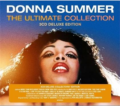 Donna Summer - Ultimate Collection (Deluxe Edition, 3 CDs)