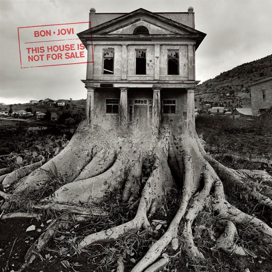 Bon Jovi - This House Is Not For Sale (CD + DVD)