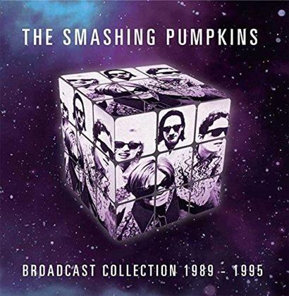The Smashing Pumpkins - Broadcast Collection 1989 - 1995 (5 CDs)