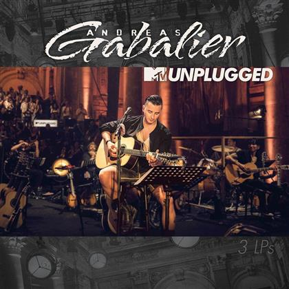 Andreas Gabalier - MTV Unplugged (Limited Edition, 3 LPs)