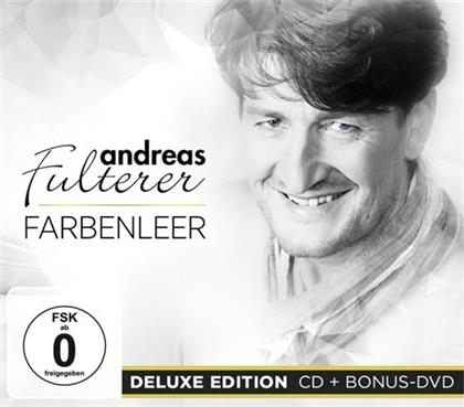 Andreas Fulterer - Farbenleer (Deluxe Edition, CD + DVD)