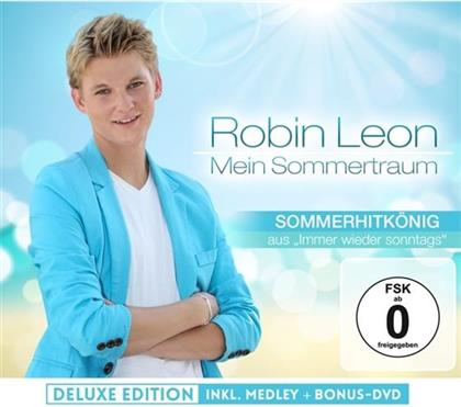 Leon Robin - Mein Sommertraum (Deluxe Edition, CD + DVD)