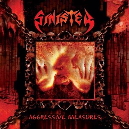 Sinister - Aggressive Measures (LP)