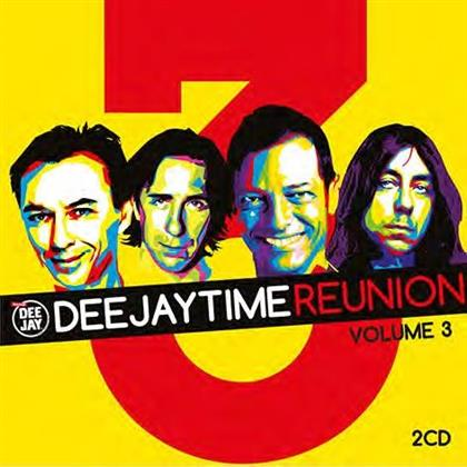 Deejay Time Reunion - Various - Vol. 3 (2 CDs)