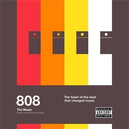 808:The Music (2 LPs)