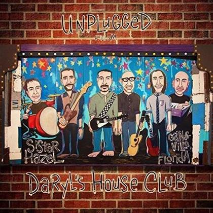 Sister Hazel - Unplugged From Daryl's House Club (CD + DVD)