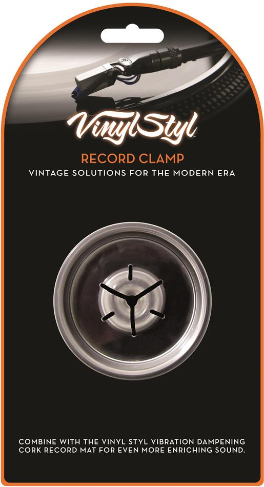 Record Clamp