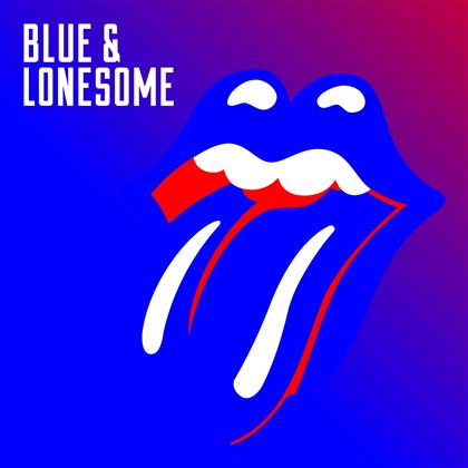 The Rolling Stones - Blue & Lonesome - Jewelcase Edition