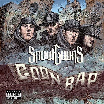 Snowgoons - Goon Bap (Limited Edition, LP)