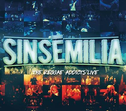 Sinsemilia - The Reggae Addict''s Live (CD + DVD)
