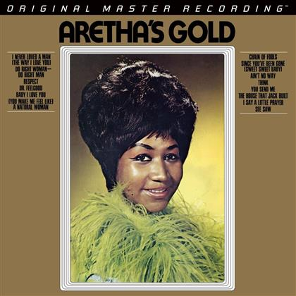 Aretha Franklin - Aretha's Gold - Mobile Fidelity (LP)