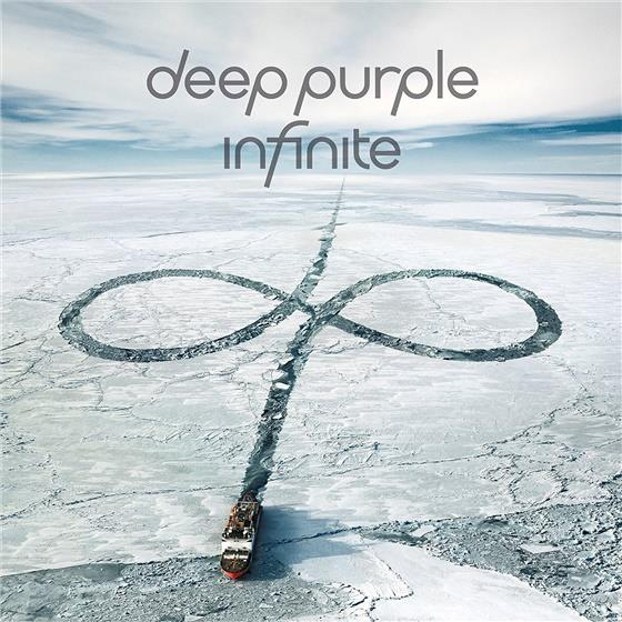 Deep Purple - Infinite - Large Boxset + T-Shirt Size L (5 LPs + CD + DVD)