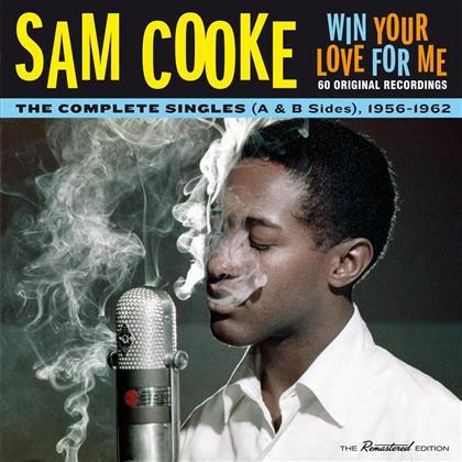 Sam Cooke - Win Your Love For Me - Complete Singles 1956-62 (Remastered, 2 CDs)