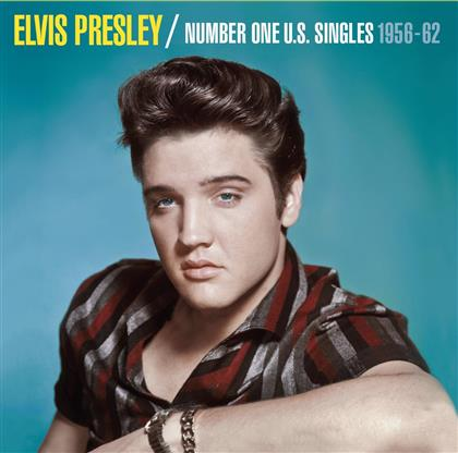 Elvis Presley - Number One U.S. Singles 1956-1962 (Remastered)