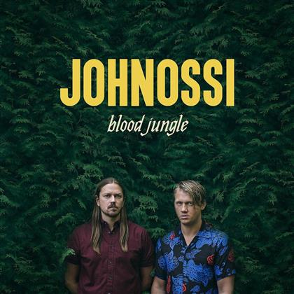 Johnossi - Blood Jungle - Gatefold (LP)