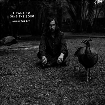 Adam Torres - I Came To Sing The Song - SingleCD
